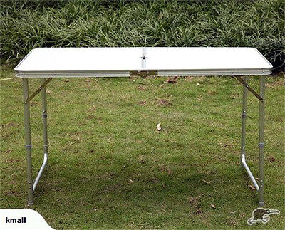 Brand New 1.2m  Portable Aluminium Folding Table