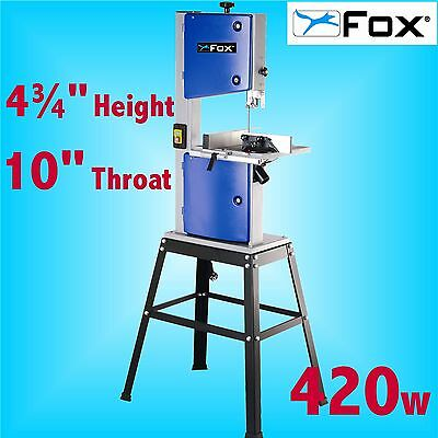 FOX F28-186 1820mm 240v Bandsaw 244 x 120mm cutting capacity 3Yr Warranty