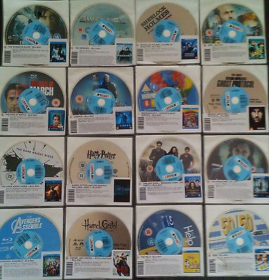 16 Blu Ray Movies Grab A Bargain! Blu Ray Collection