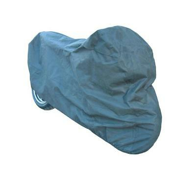 NEW MOTORBIKE INDOOR DUST VENTED MOTORCYCLE LARGE COVER PROTECTOR 750/1100cc