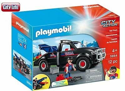 Playmobil 5664 Tow Truck - New, Sealed