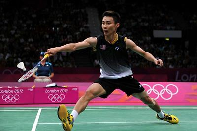 Lee Chong Wei Yonex Badminton Shirt - Cool Sportswear Clothing Top - UK Stock