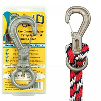 The Clip Ultimate Horse Tying System Training Tool by Smart Tie New (Free Ship)