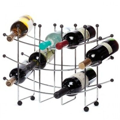 Oenophilia 10059 Fusion 15-Bottle Wine Rack. Free Shipping