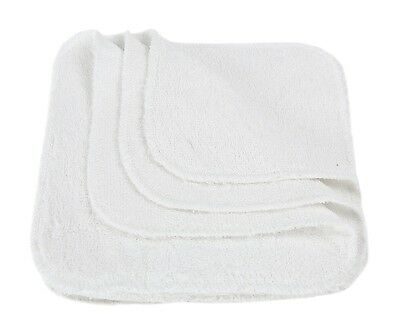 Premium Bamboo Baby Washcloths, Cloth Wipes (12 pack), Super Soft & Absorbent,Ce