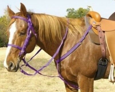 Mustang Western Poly Tack Set Black. Shipping is Free