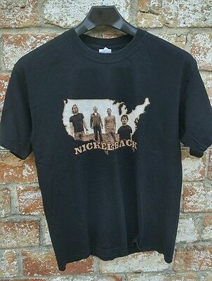 Nickelback The Long Road Tour Concert Tee size L