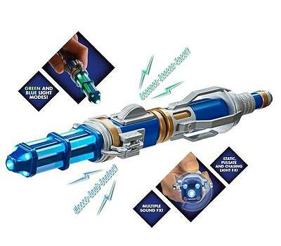 Doctor Who 12th Doctor Sonic Screwdriver New Version with Light and Sound