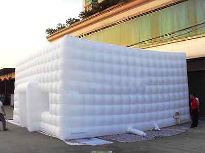 8x8m Inflatable cube tent Party exhibition advertising trade show