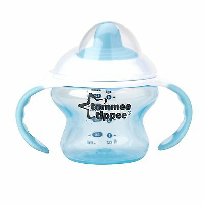 Tommee Tippee Explora First Sip Cup for 4-7m – Blue
