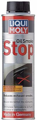 Liqui Moly Engine Oil Smoke Stop 300ml Diesel and Petrol compatible 8901