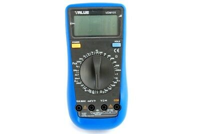 Multimeter, digital VDM-151