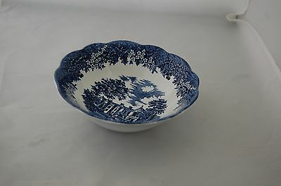 J & G Meakin  Romantic England Cereal Bowl