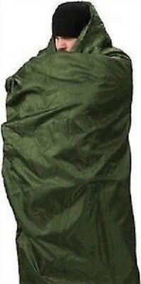 Snugpak Jungle Blanket Tactical Windproof Insulated Survival Military OD 92246