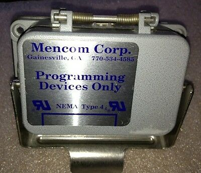 Mencom Corp Programming Devices Only NEMA Type 4, SHIPSAMEDAY #1555A6