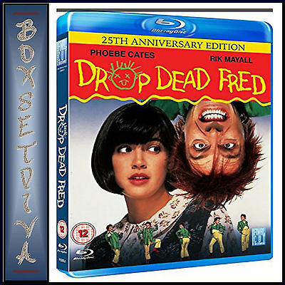 Drop Dead Fred - 25Th Anniversary Edition  **brand New Bluray**