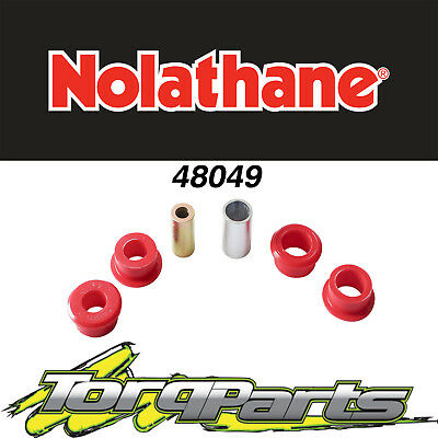 Nolathane Panhard Rod Bush Mounts Suit Gq Gu Patrol Maverick Nissan 48049