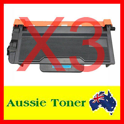 3x TN3420 TN3440 Toner Cartridge for Brother HL-L5100DN MFC-L5755Dw HL-L5200DW