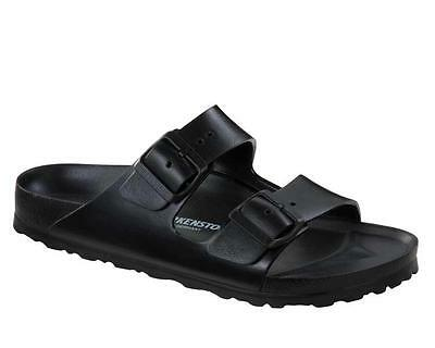 Birkenstock EVA Arizona WATERPROOF - Black Narrow BNIB 129423