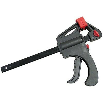 """6"""" Ratchet Speed Clamp Heavy Duty Fast Bar Clip Tool"""