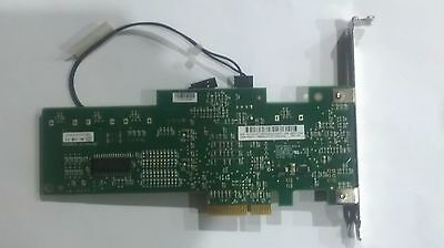 Genuine HP 4-Channel SAS PCI-E SCSI Raid Array Hard Drive Controller