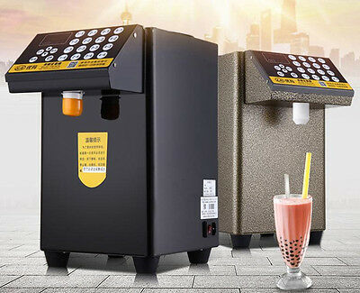 CE Fructose dispenser Bubble tea Equipment fructose quantitative machine