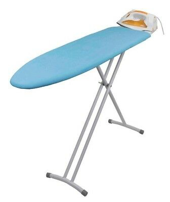 Sunbeam NEW Heavy Duty Ironing Board with Iron Rest and removable cover- IB45100