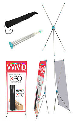 "10pcs X Banner Stand 31"" wide x 71"" tall Trade Show Display Sign wholesale"