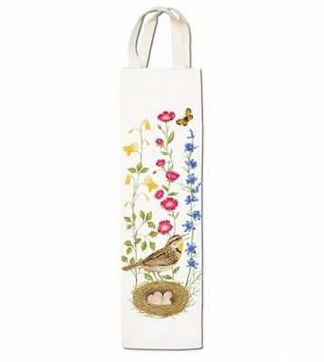 Alices Cottage AC25437 Meadowlark Wine Caddy. Free Delivery