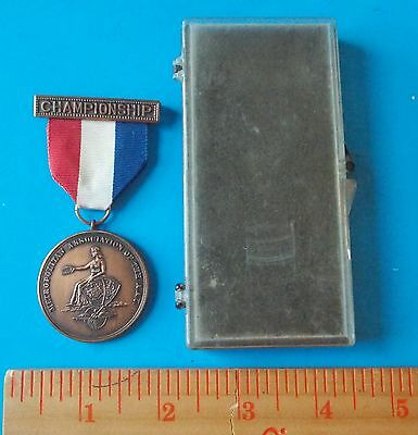 1972 Boxing Champion 160Lbs Medal