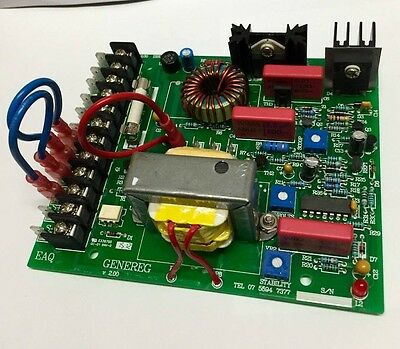 Universal Automatic Voltage Regulator Card Board PCB For Generators Aus Made