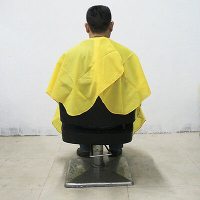Barber Salon Gown Cape Hairdresser Hair Cutting Waterproof Cloth Tools Popular