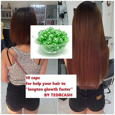 Therapy Daily Hair Vitamin For Lengthening - Faster Growth