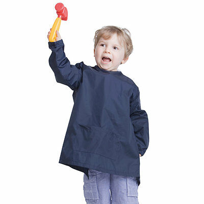 Larkwood Toddler's water-resistant painting smock (LW24T)