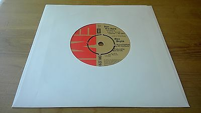 "Max Boyce ‎– Hymns And Arias / Duw It's Hard - 7"" Vinyl Record Single"