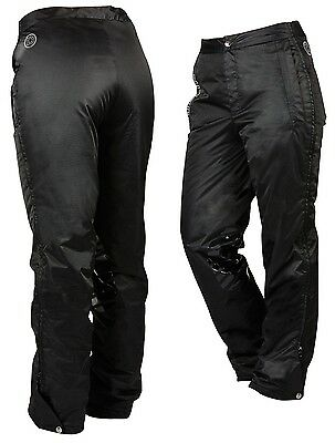 Dublin Thermal Waterproof Horse Riding Pants Overtrousers Gel Knee ALL SIZES
