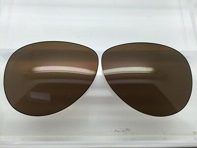 832c60f193 Ralph Lauren RA 4004 Custom Sunglass Replacement Lenses Brown Polarized NEW