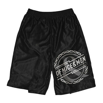 OF MICE & MEN - Chain - Gym Short