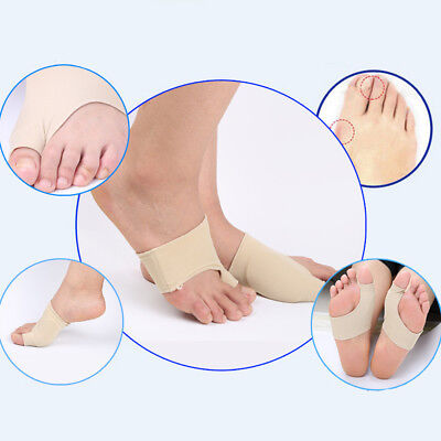 1Pair Pro Gel Bunion Corrector Toe Separator Correction Hallux Valgus Foot Care
