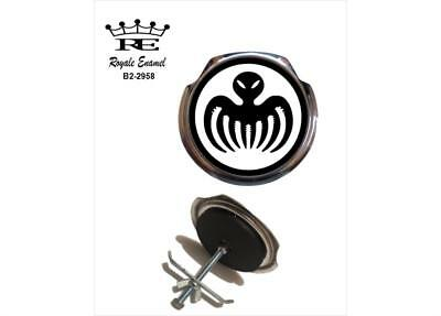 Royale Car Grill Badge + Fittings - JAMES BOND 007 SPECTRE - B2.2958