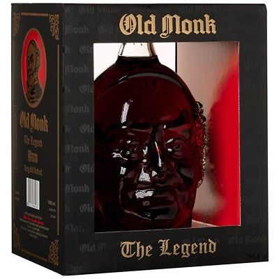 Old Monk The Legend Rum 750mL