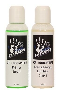 CLEANEXTREME CP1000 PTFE Lackversiegelungs-System