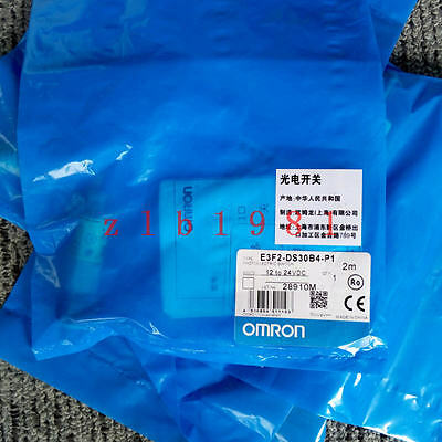 New Omron E3F2-DS30B4-P1  Photoelectric Switch Sensor free ship  #C03