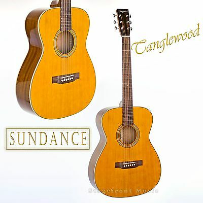 Tanglewood T40-Oane Sundance Historic Orchestra Body Acoustic/electric Guitar