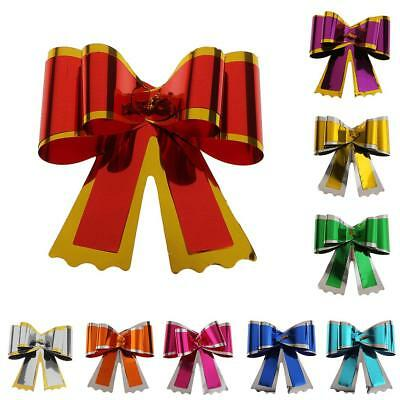10Pcs Pull Bows Various Colours Wedding/party/christmas Giftwrap Decoration