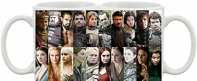 Game Of Thrones Classic Tv Show And Dvd Inspired Mug