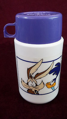 Thermos Looney Tunes / Warner Brothers Wile E. Coyote & Roadrunner Cartoons 1996
