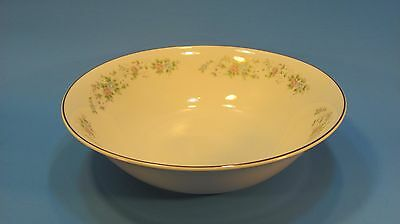 """Carlton Fine China """" CORSAGE""""  # 481 Round Serving Bowl 9 1/2"""" from JAPAN"""