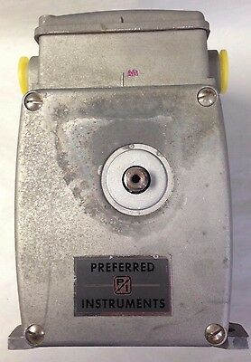 Preferred Instruments M80Hab-4 Proportional Damper Actuator