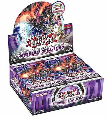 KONAMI Yu-Gi-Oh! Shadow Specters Booster Display (DE)